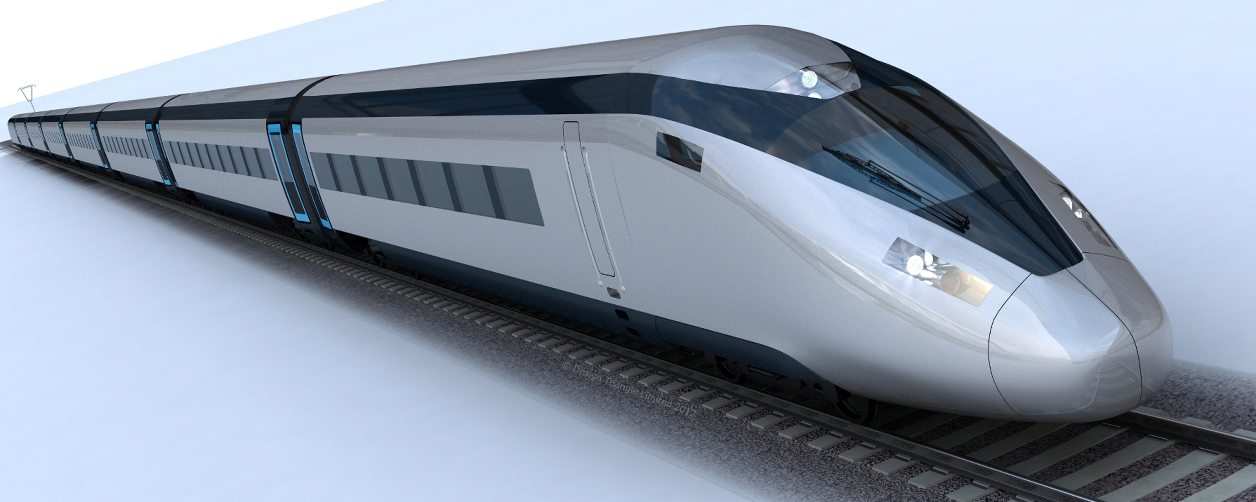 HS2 High Speed Railway
