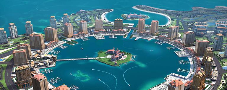 # Pearl Qatar